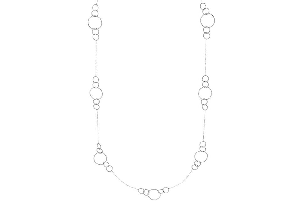 CIRCLE STATION NECKLACE