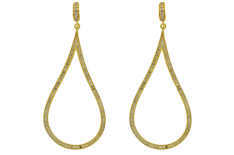 ELLEN DIAMOND SET EARRINGS