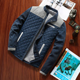 DIMUSI Autumn Winter Mens Bomber Jacket Casual Men Outwear Windbreaker Jacket Male Fashion Baseball Slim Fit Jackets Clothing