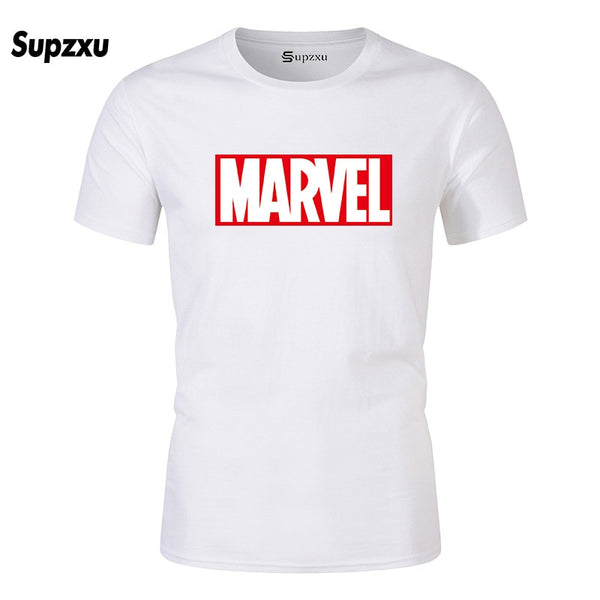 SUPZXU New Summer Fashion Marvel T Shirt Avengers T-Shirt Ideal Gift Streetwear Tops Tee Shirts Harajuku Men's T-shirts 2019
