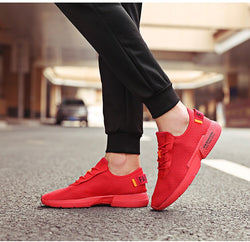 SOLI2  Adult  Fashion  Breathable Casual Shoes For Men Cheap Mesh  S1376-1400