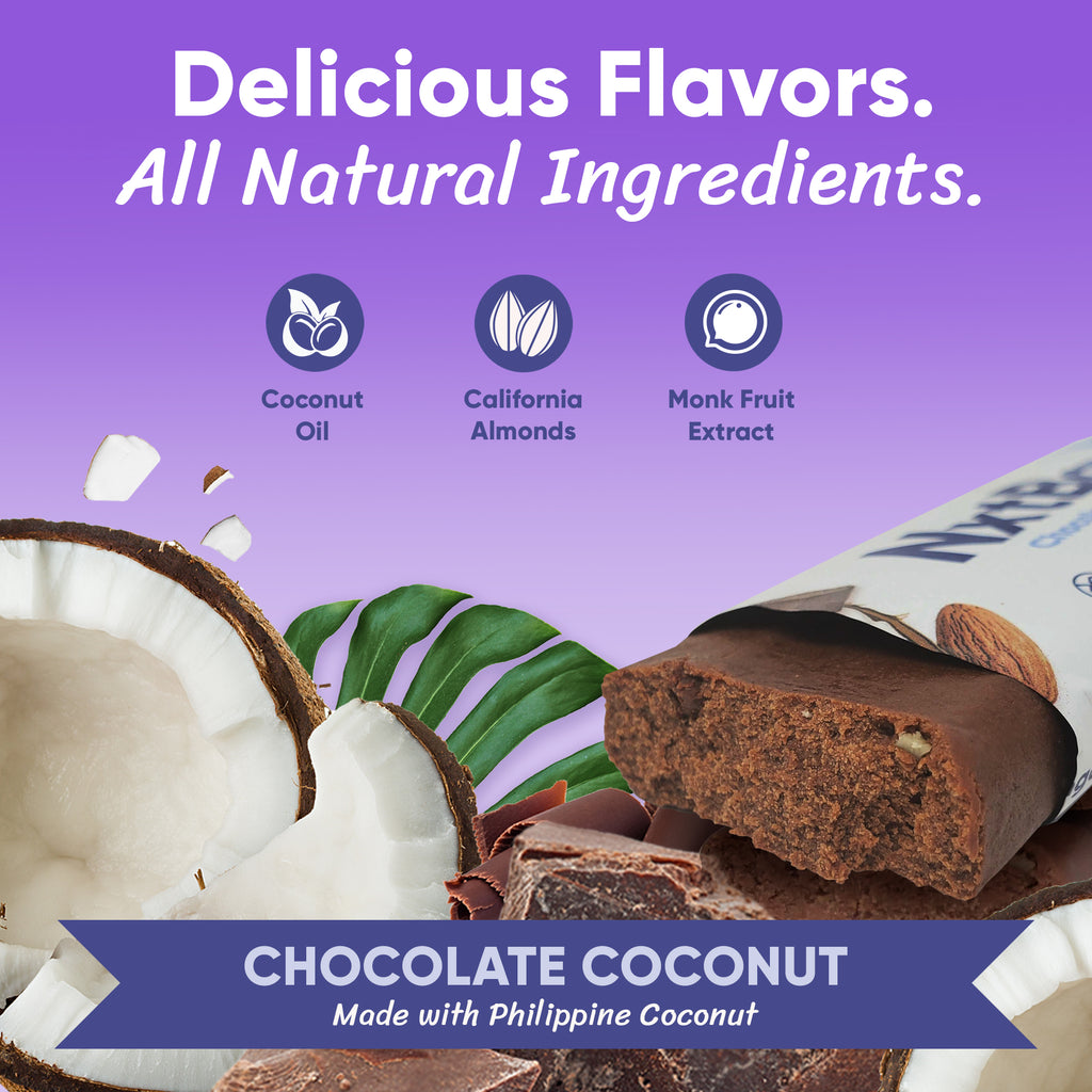 Chocolate Coconut - Box of 12