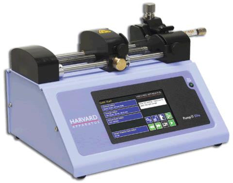 Harvard 11 Elite Syringe Touch Pump