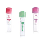 Blood Collection Microtubes