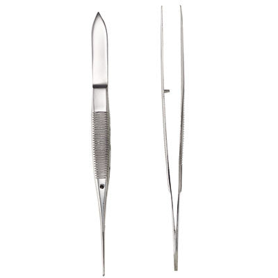 Straight Stainles Steel Forceps