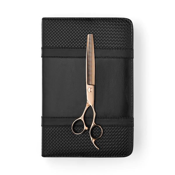 Matsui Rose Gold 46 Tooth Thinning Scissor (3534878867561)