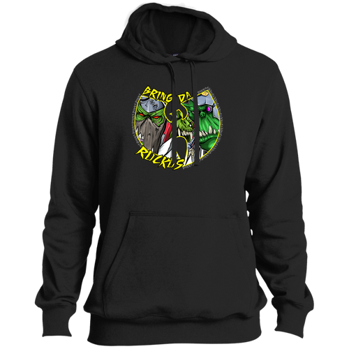 Wagh-Tang Tall Pullover Hoodie