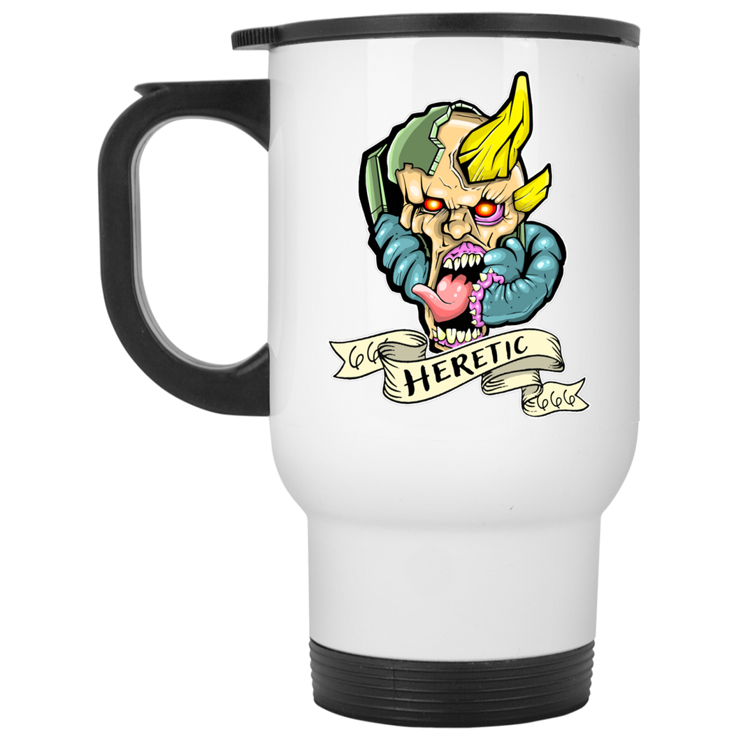 Plague Cereal Mug [White]