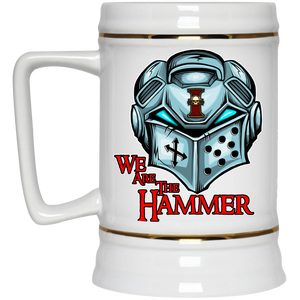 Grey Knight Beer Stein