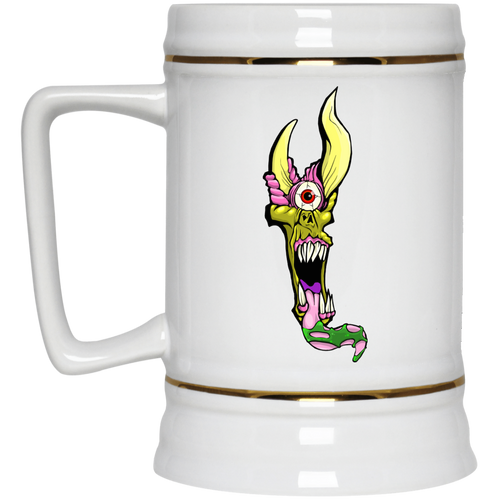 Plague Daemon Beer Mug