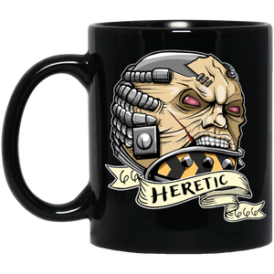 Iron Legion Black Mug