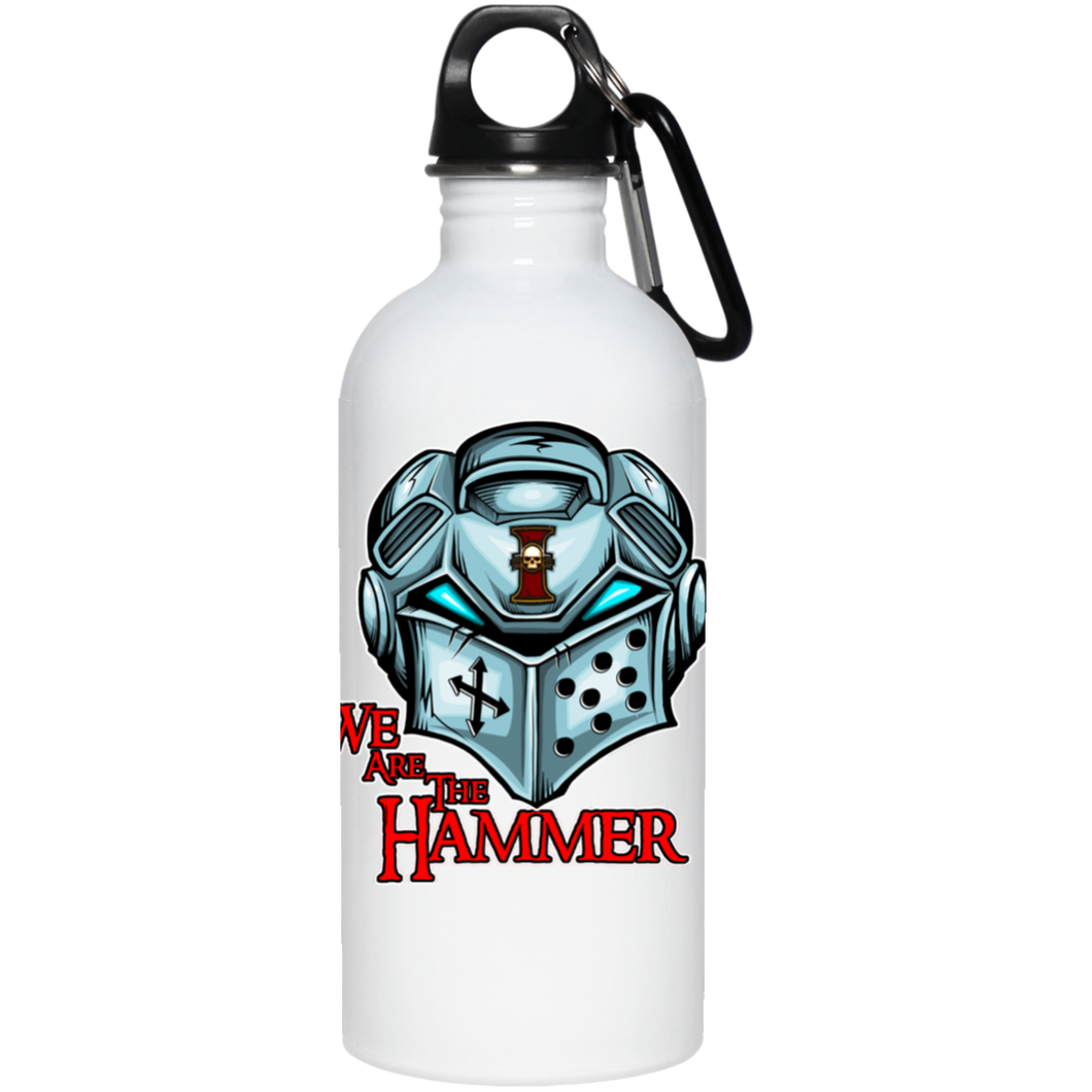 Grey Knights Tournament Survival Water Bottle