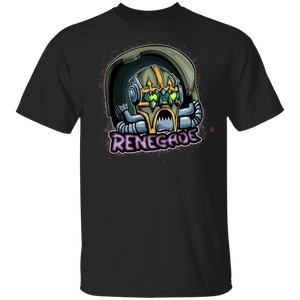 Green Chaos Knight T-Shirt [Big Boy]
