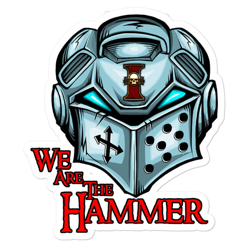 Grey Knight Sticker