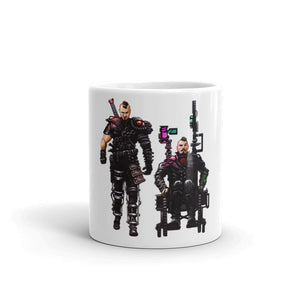 Legman & Wheels Mug