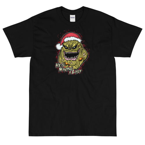 Nurgle Holiday Shirt [Larger Sizes]