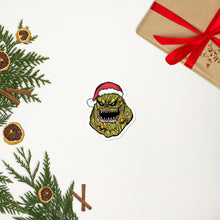 Load image into Gallery viewer, Nurgle Santa Sticker