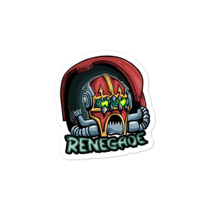 Renegade Knights Sticker