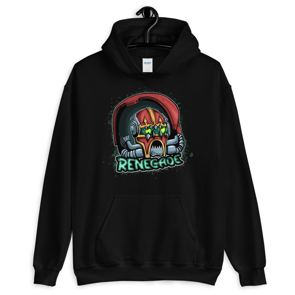 Khorne Chaos Knight Hoodie