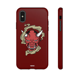 The Red Oni Tough Case