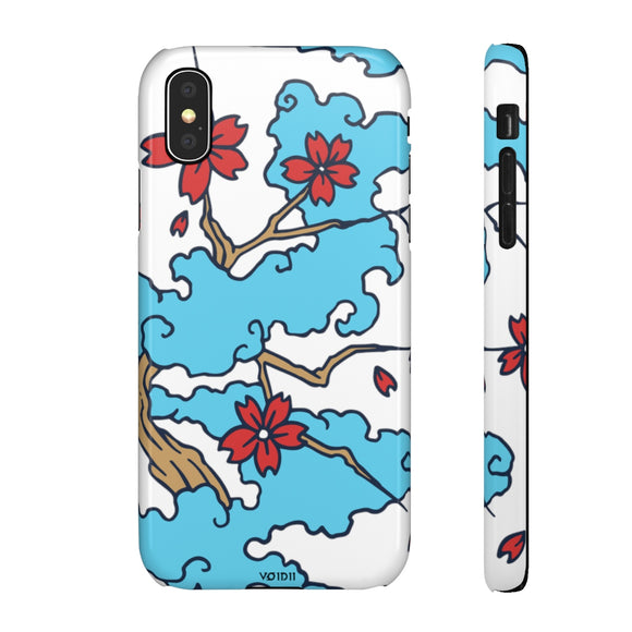 Sakura Snap Case