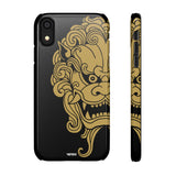 Lion Snap Case