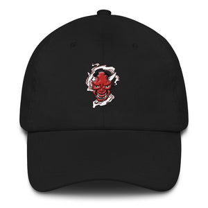 The Red Oni Hat