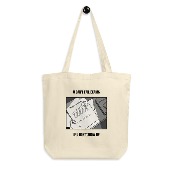 Exams Tote Bag
