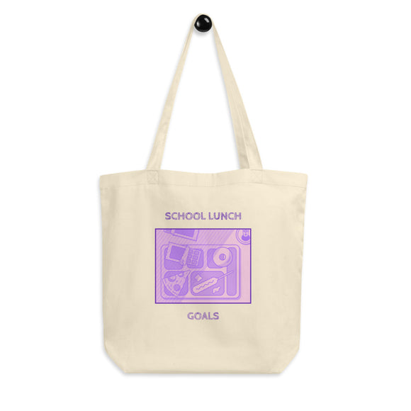 School Lunch Tote Bag