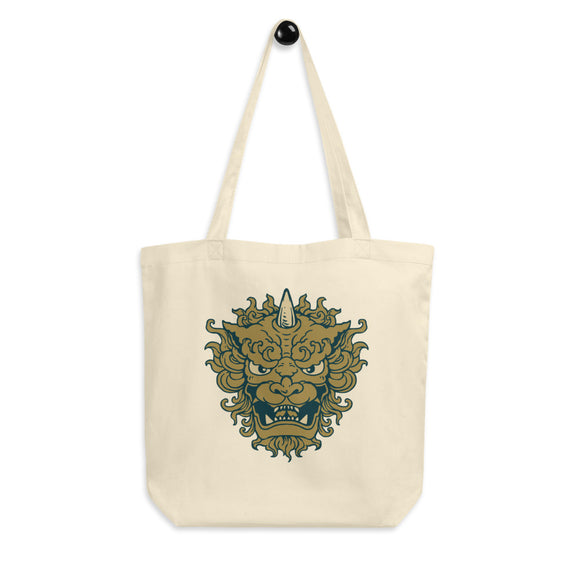 Lion Japan Tote Bag