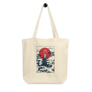 Temple Tote Bag