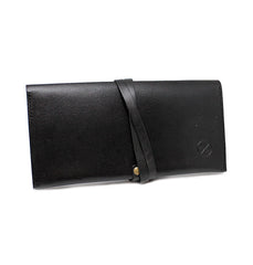 Georgia Travel Wallet - Black