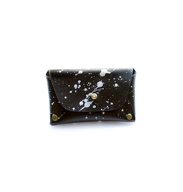 Jules Card Case - Splatter