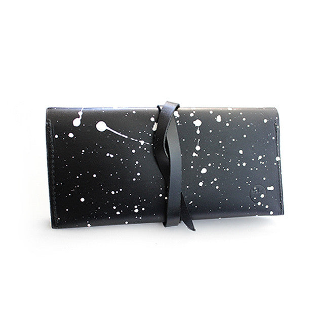 Georgia Travel Wallet - Splatter