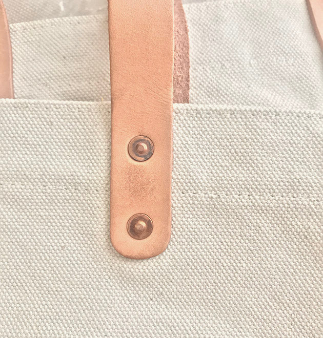 Sale Canvas Market Tote Sample