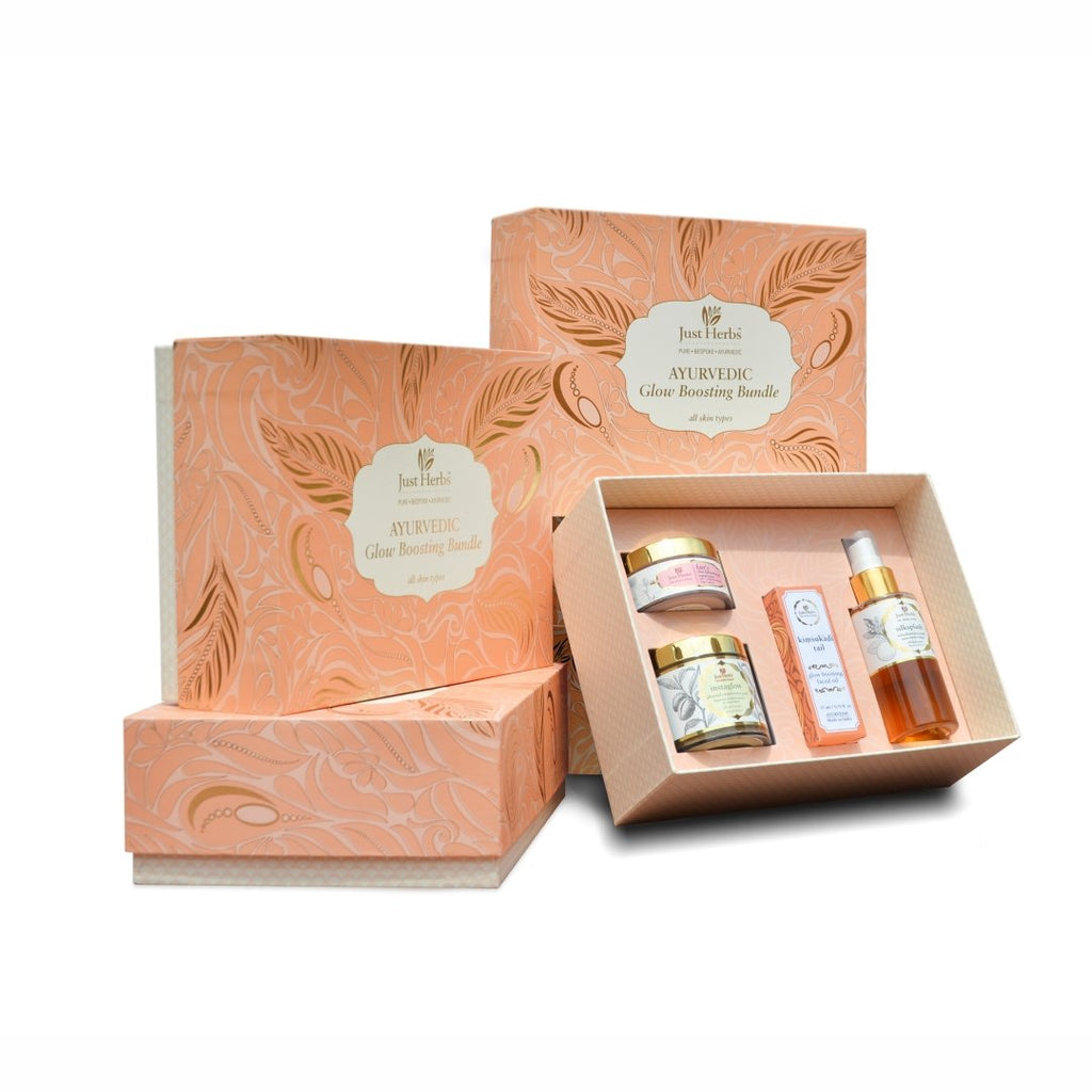 Ayurvedic Glow Boosting Bundle