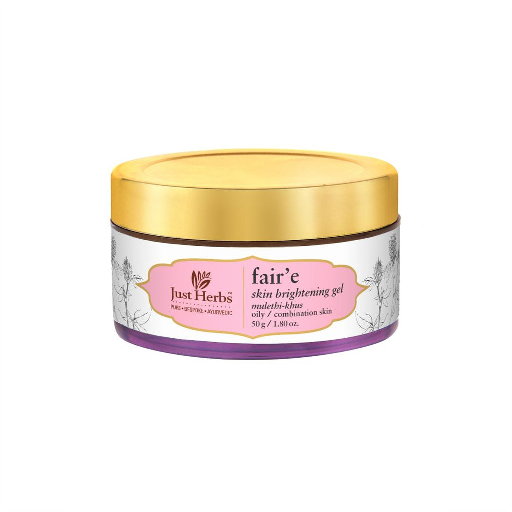 Fair'e Mulethi-Khus Skin Brightening Gel