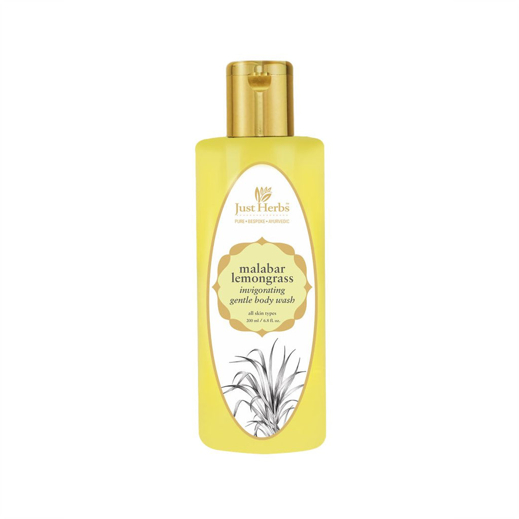 Malabar Lemon Grass - Invigorating Body Wash