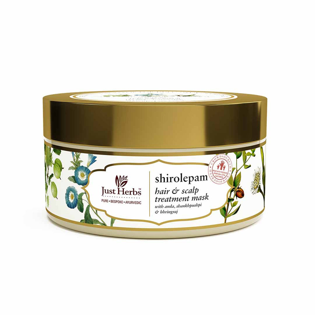 Shirolepam Hair & Scalp Treatment Mask