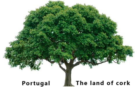 Portugal - The land of cork