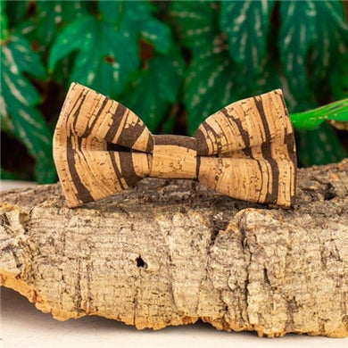 Cork Bow Tie in various patterns