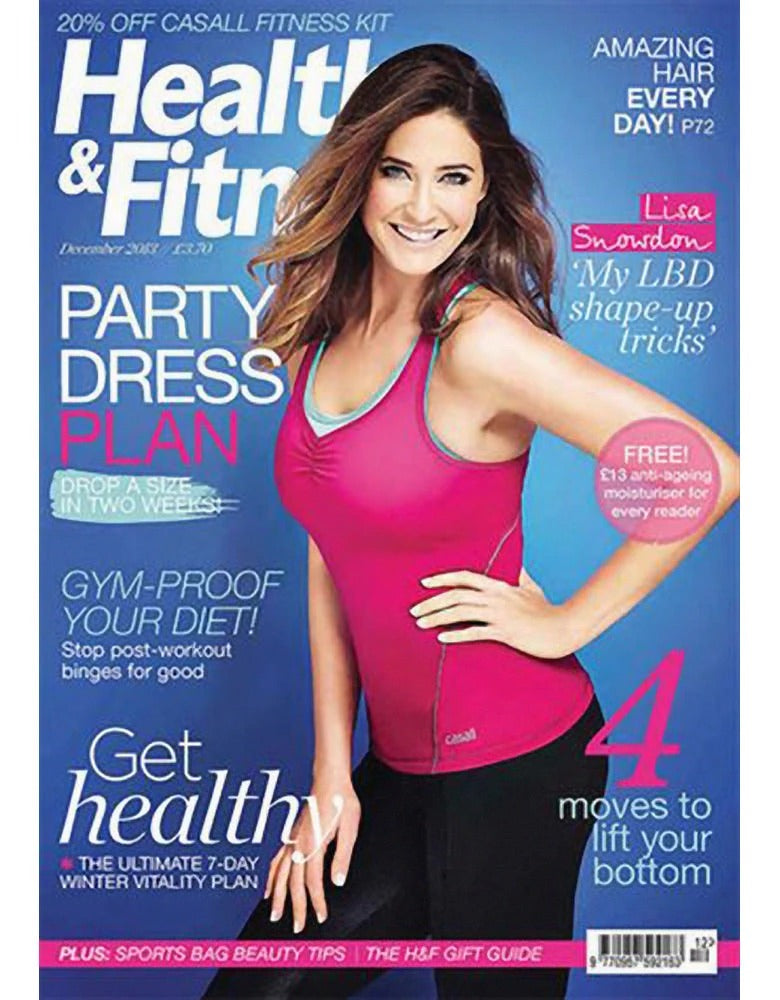 HEALTH AND FITNESS MAGAZINE