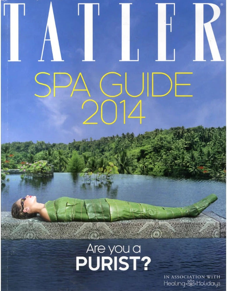 TATLER SPA GUIDE