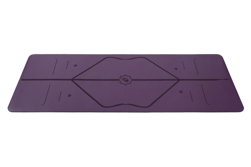 Liforme Yoga Mat - Purple Earth image 2