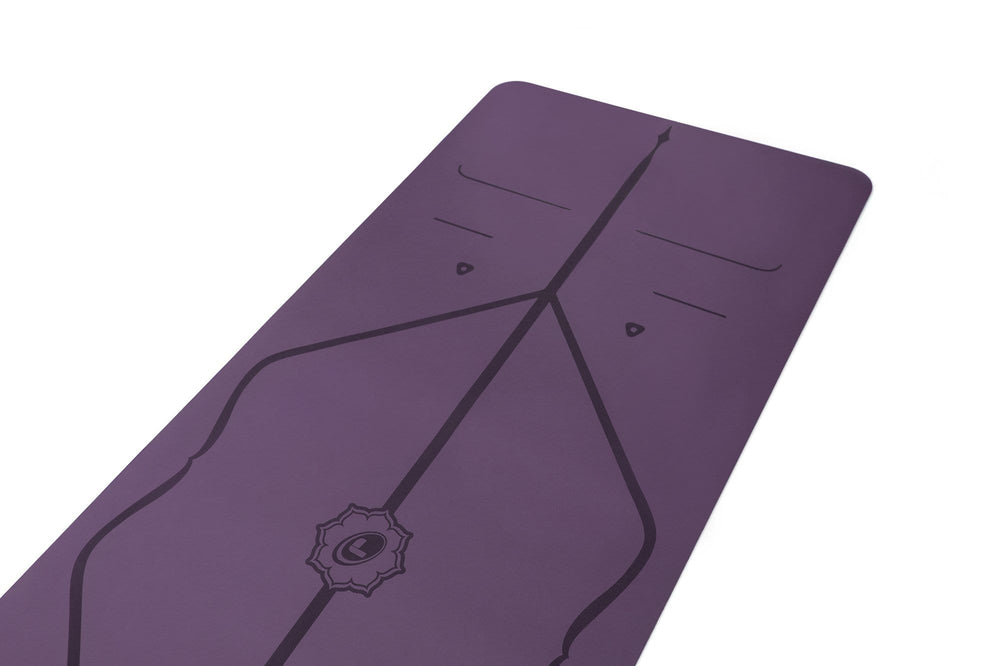 Liforme Yoga Mat - Purple Earth image 3