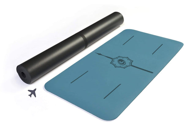 Liforme Travel Mat and Yoga Pad Gift Set image 9
