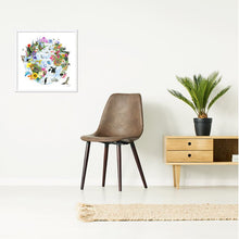 Load image into Gallery viewer, Our Beautiful Home (framed artwork)
