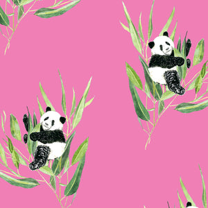 Panda Sleeping bag without Name