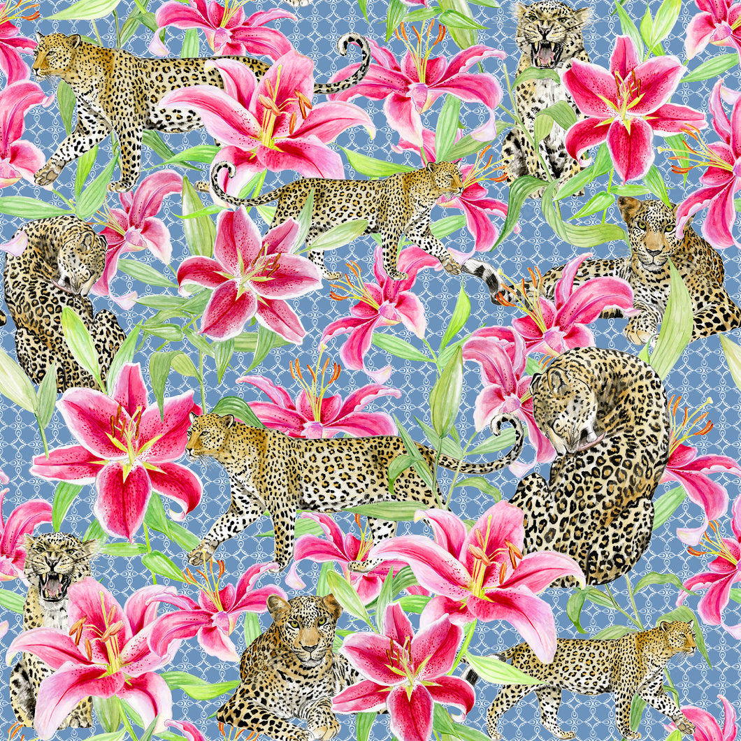Leopards and Lilies