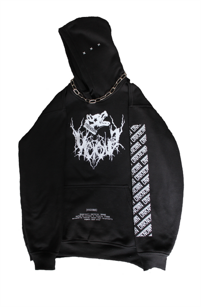 CHAINED VICIOUS HOODIE
